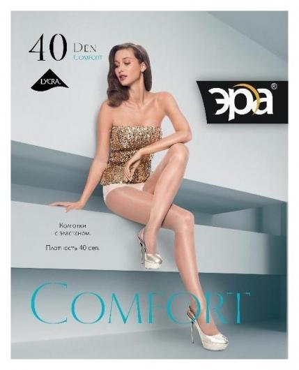 Женские колготки Comfort 40 Den  ЭРА