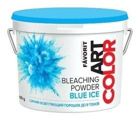 Осветляющий порошок Favorit Blue Ice Art Color FarmaVita