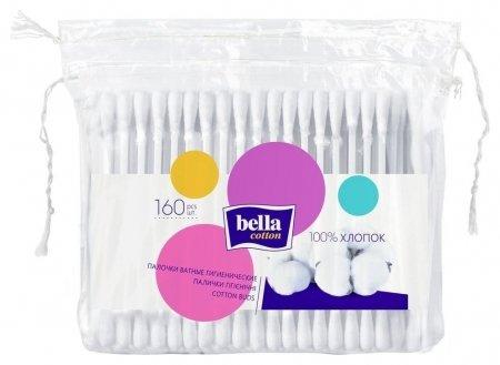 Ватные палочки гигиенические, мягкая упаковка 160 отзывы