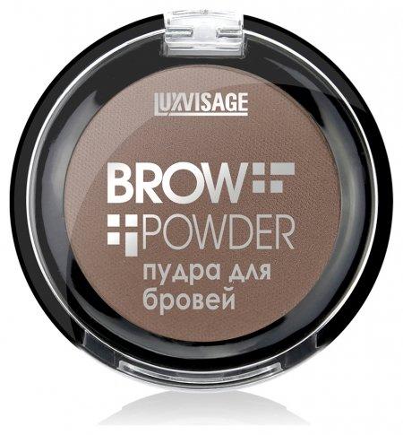 Тон 02 Soft brown  Luxvisage