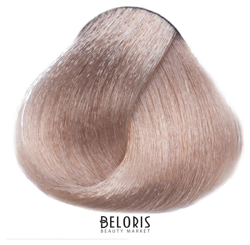 Купить Краска для волос Lisap Milano, Перманентный краситель для волос LK Oil Protection Complex, Италия, Тон 10/8 Очень светлый блондин фиолетовый плюс