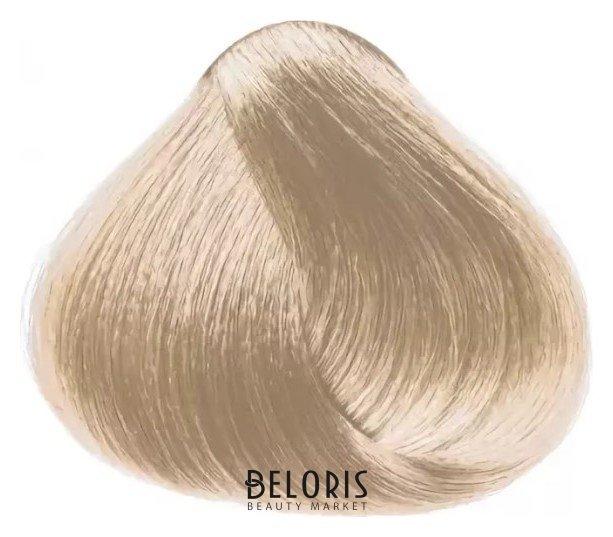 Купить Краска для волос Lisap Milano, Перманентный краситель для волос LK Oil Protection Complex, Италия, Тон 11/02 Очень светлый блондин натуральный пепельный экстрасветлый