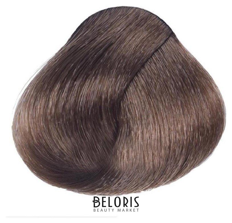Купить Краска для волос Lisap Milano, Перманентный краситель для волос LK Oil Protection Complex, Италия, Тон 8/2 Светлый блондин пепельный