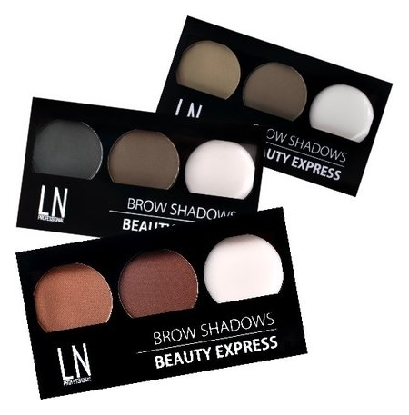 Набор для бровей BROW SHADOWS  LN Professional