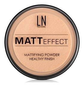 Пудра Matt Effect  LN Professional