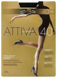 Колготки Attiva 40 Den  Omsa