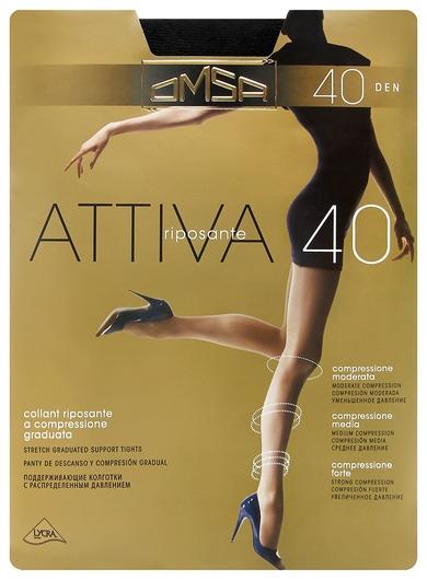 Колготки женские Attiva 40 Den  Omsa