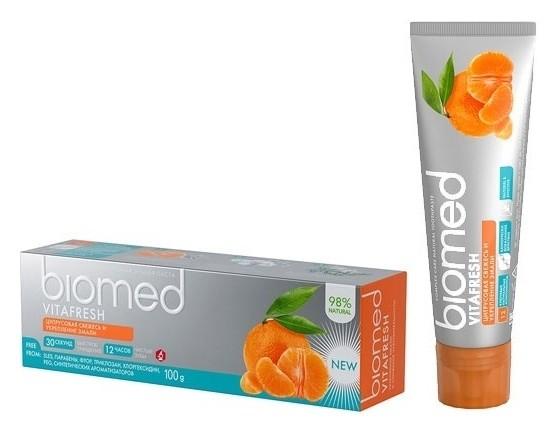 Зубная паста Vitafresh  Biomed