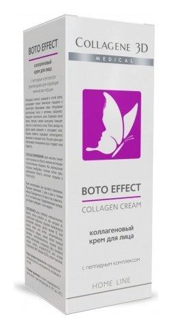 Крем для лица Boto Effect с Syn®-ake комплексом Medical Collagene 3D