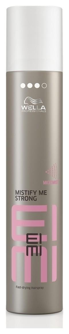 Сухой лак сильной фиксации Mistify Strong 75 мл