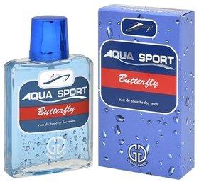 Туалетная вода Aqua Sport Butterfly Новая Заря