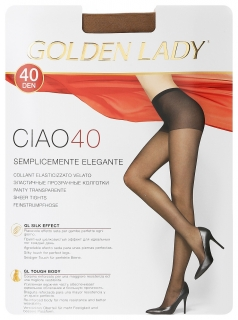 Колготки Ciao 40 Den  Golden Lady