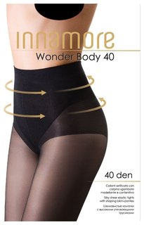 Колготки Wonder body 40 Den  Innamore
