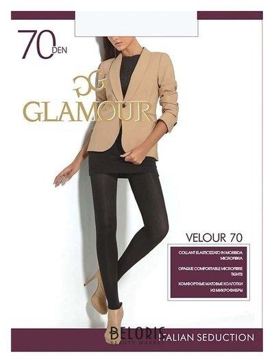 Колготки женские Velour 70 Glamour
