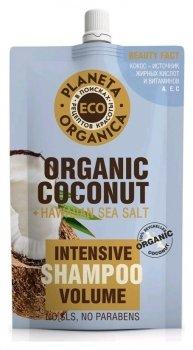 Шампунь для объема волос Organic coconut