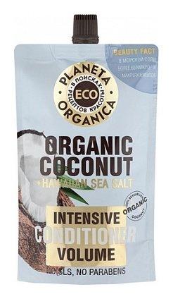 Бальзам для объема волос Organic coconut  Planeta Organica
