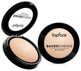 Пудра Baked Choice Rich Touch TopFace