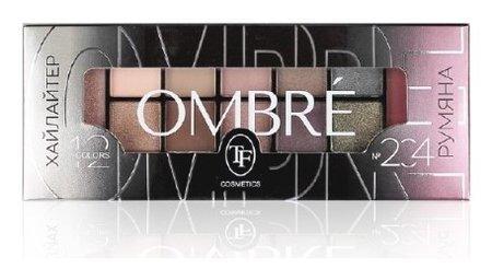 Набор для макияжа Ombre  Триумф