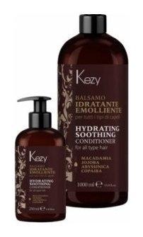 Кондиционер увлажняющий и разглаживающий Incredible oil для всех типов волос  Kezy