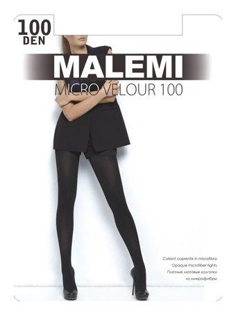 Колготки Micro Velour 100 Den  Malemi