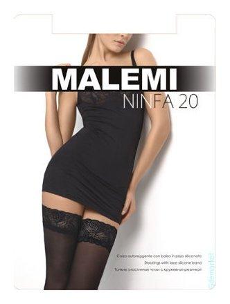 Чулки Ninfa 20 Den  Malemi