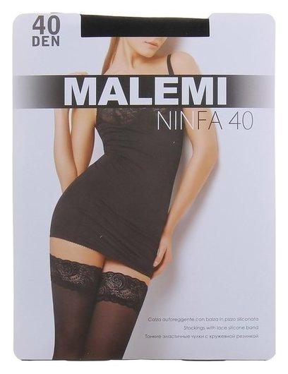 Чулки Ninfa 40 Den  Malemi