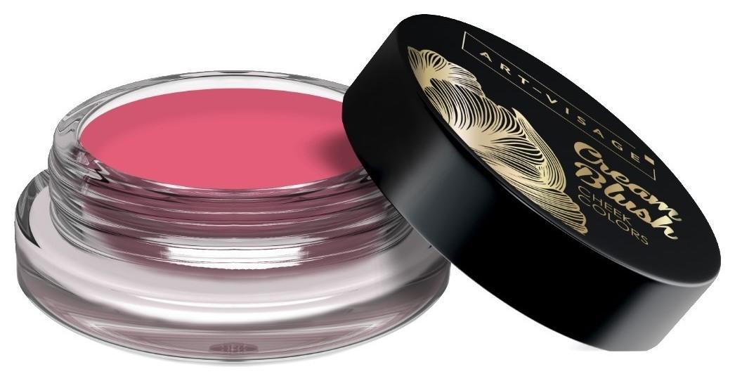 Румяна для лица кремовые Сream blush  Art visage (Арт визаж)