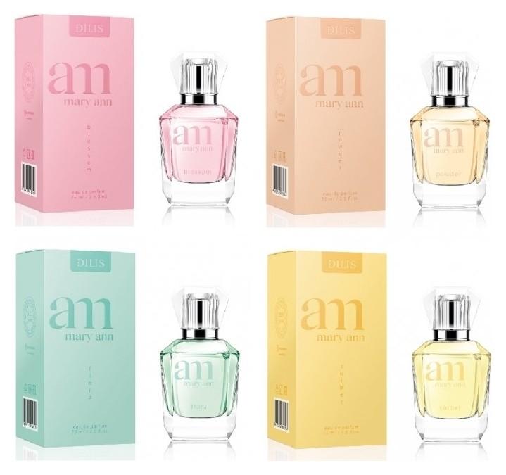 Парфюмерная вода Mary Ann  Dilis Parfum