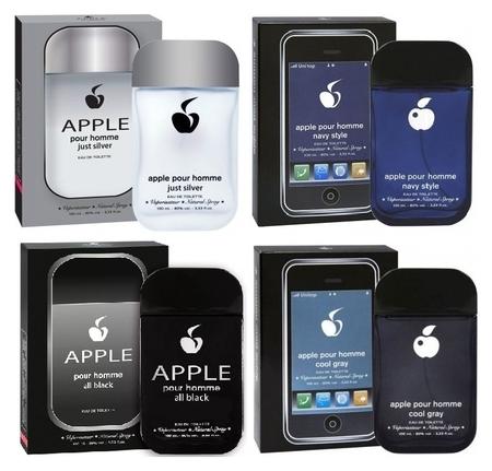 Туалетная вода Pour homme  Apple Parfums