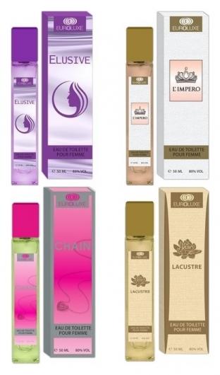Туалетная вода Euroluxe  Apple Parfums