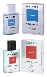 Туалетная вода Azart Alain Aregon