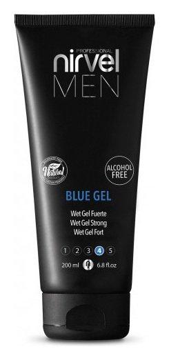 Гель сильной фиксации Blue Gel   Nirvel