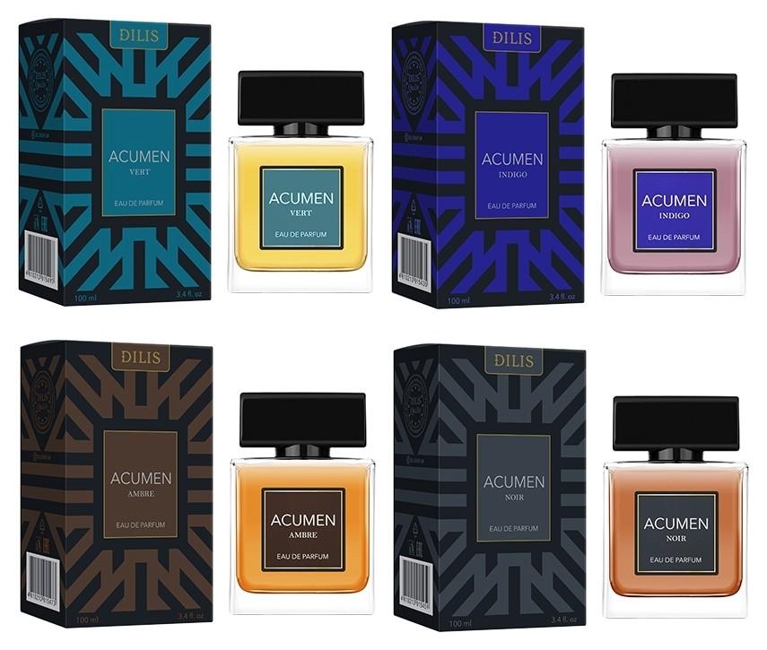 Парфюмерная вода Acumen  Dilis Parfum