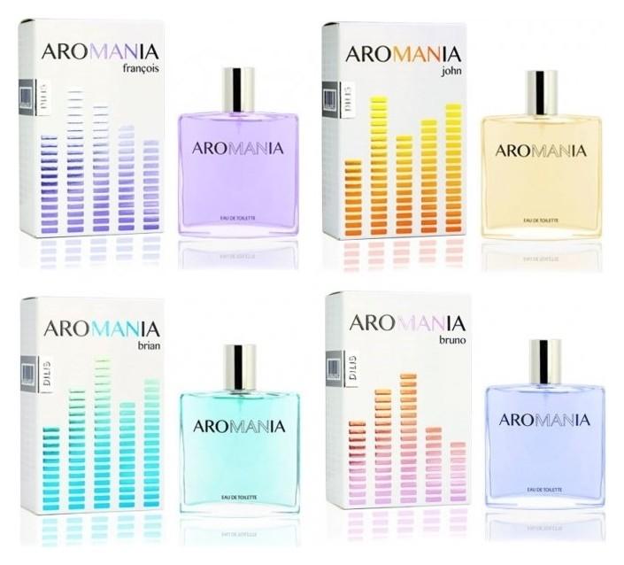 Туалетная вода Aromania  Dilis Parfum