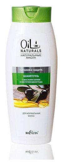 Шампунь с маслами оливы и косточек винограда  Белита - Витекс