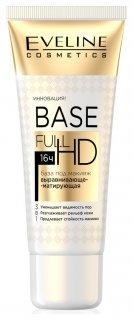 Eveline база под макияж выравнивающе-матирующая 3в1 Base full hd (бел.) Eveline Cosmetics