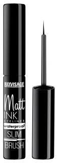 Подводка для глаз matt ink waterproof  Люкс-Визаж (LUX visage)