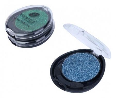 Блестящие крем-тени для век Glitter Eyeshadow Cream  Farres