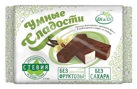 """Пастила """"Умные сладости"""" ванильная глазированная  Di & Di"""