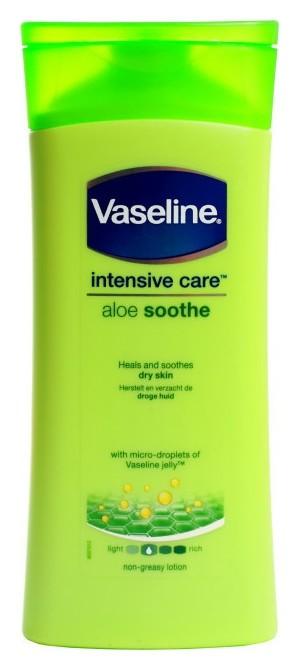 Лосьон для тела свежесть алое  Vaseline
