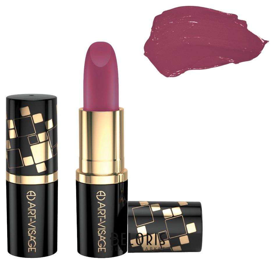 Купить Помада для губ Art-visage, Губная помада увлажняющая Color Intense , Россия, Губная помада 30 какао