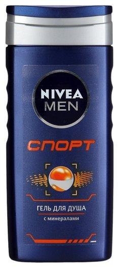 """Гель для душа """"Спорт""""  Nivea"""