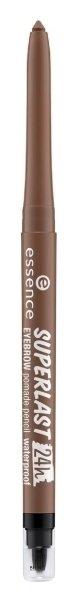 Купить Карандаш для бровей Essence, Карандаш для бровей Superlast 24h Eyebrow Pomade Pencil , Германия, Тон 20 коричневый