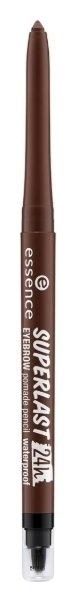 Купить Карандаш для бровей Essence, Карандаш для бровей Superlast 24h Eyebrow Pomade Pencil , Германия, Тон 30 темно-коричневый