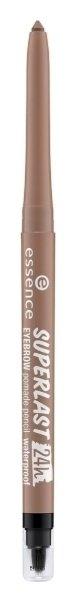 Купить Карандаш для бровей Essence, Карандаш для бровей Superlast 24h Eyebrow Pomade Pencil , Германия, Тон 10 золотой