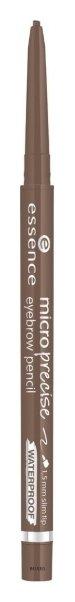 Купить Карандаш для бровей Essence, Карандаш для бровей Micro Precise Eyebrow Pencil , Германия, Тон 02 светло-коричневый