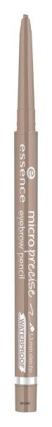 Купить Карандаш для бровей Essence, Карандаш для бровей Micro Precise Eyebrow Pencil , Германия, Тон 01 светлый