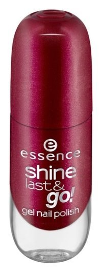 Лак для ногтей Shine Last & Go!  Essence
