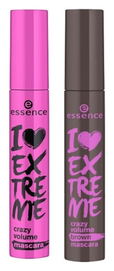 "Тушь для ресниц ""I Love Extreme Crazy Volume Mascara""  Essence"