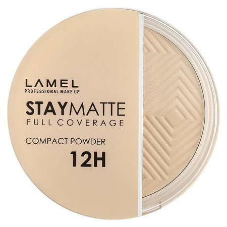 "Пудра для лица ""Stay Matte Compact Powder""  Lamel Professional"